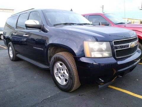 2007 Chevrolet Suburban for sale at Progressive Auto Plex in San Antonio TX