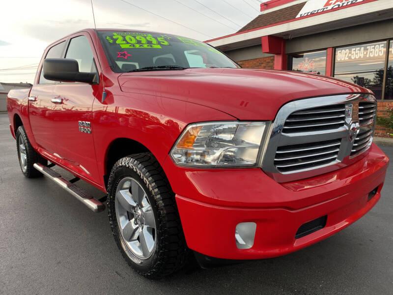 2014 RAM Ram Pickup 1500 for sale at Premium Motors in Louisville KY