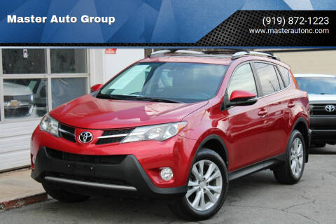 2015 Toyota RAV4 for sale at Master Auto Group in Raleigh NC