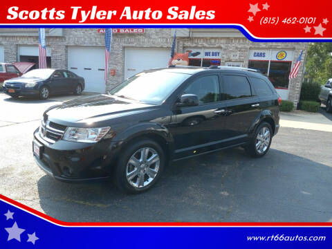 2014 Dodge Journey for sale at Scotts Tyler Auto Sales in Wilmington IL