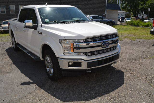 2018 Ford F-150 for sale at CASTLE AUTO AUCTION INC. in Scranton PA