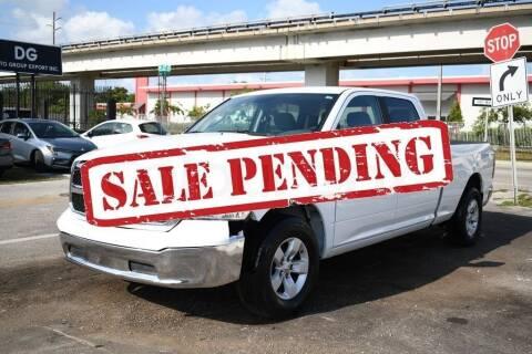 2020 RAM Ram Pickup 1500 Classic for sale at STS Automotive - Miami, FL in Miami FL