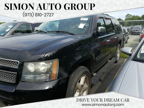 2007 Chevrolet Suburban for sale at Simon Auto Group in Newark NJ