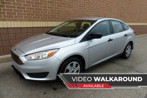 2018 Ford Focus for sale at Macomb Automotive Group in New Haven MI