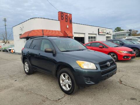 2012 Toyota RAV4 for sale at Best Buy Wheels in Virginia Beach VA
