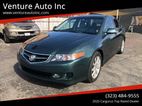 2006 Acura TSX for sale at Venture Auto Inc in South Gate CA