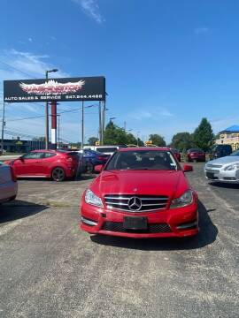2014 Mercedes-Benz C-Class for sale at Washington Auto Group in Waukegan IL