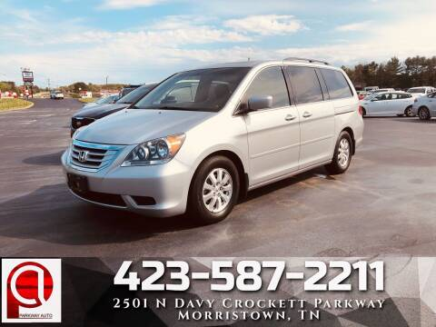 2010 Honda Odyssey for sale at Parkway Auto Sales, Inc. in Morristown TN