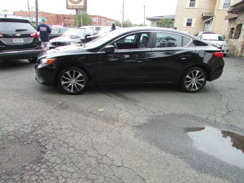2014 Acura ILX for sale at Nutmeg Auto Wholesalers Inc in East Hartford CT