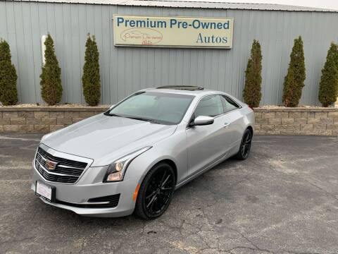 2016 Cadillac ATS for sale at PREMIUM PRE-OWNED AUTOS in East Peoria IL