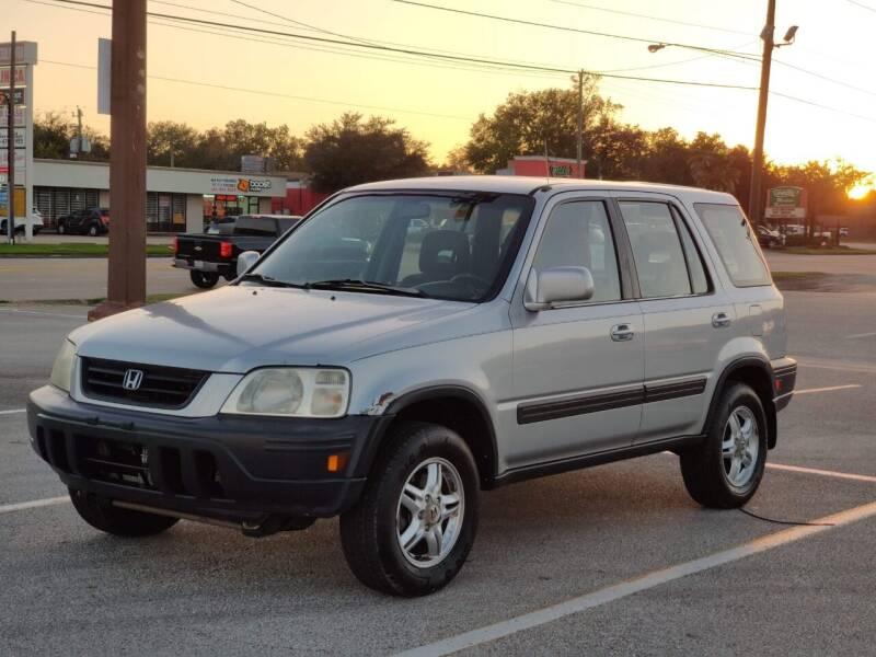 1999 Honda CR-V for sale at Loco Motors in La Porte TX