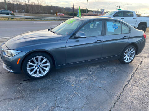 2018 BMW 3 Series for sale at Brian Jones Motorsports Inc in Danville VA