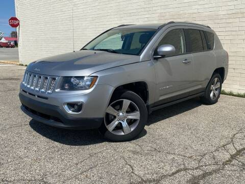 2016 Jeep Compass for sale at Samuel's Auto Sales in Indianapolis IN