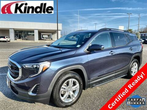2018 GMC Terrain for sale at Kindle Auto Plaza in Middle Township NJ
