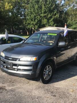 2002 Isuzu Axiom for sale at VICTORY LANE AUTO in Raymore MO
