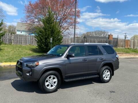 2015 Toyota 4Runner for sale at Superior Wholesalers Inc. in Fredericksburg VA