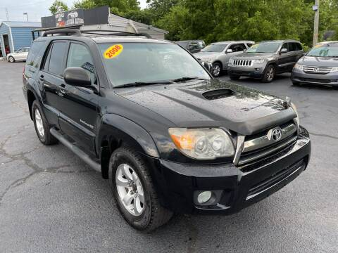 2008 Toyota 4Runner for sale at LexTown Motors in Lexington KY