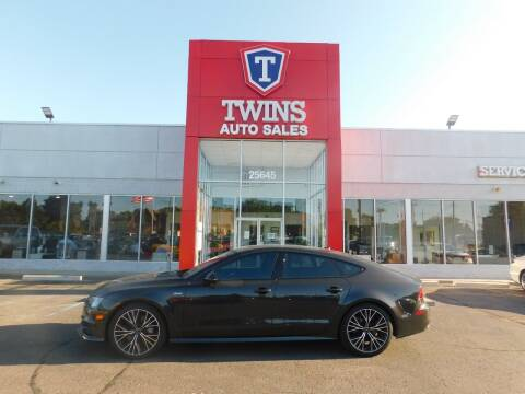 2017 Audi A7 for sale at Twins Auto Sales Inc Redford 1 in Redford MI