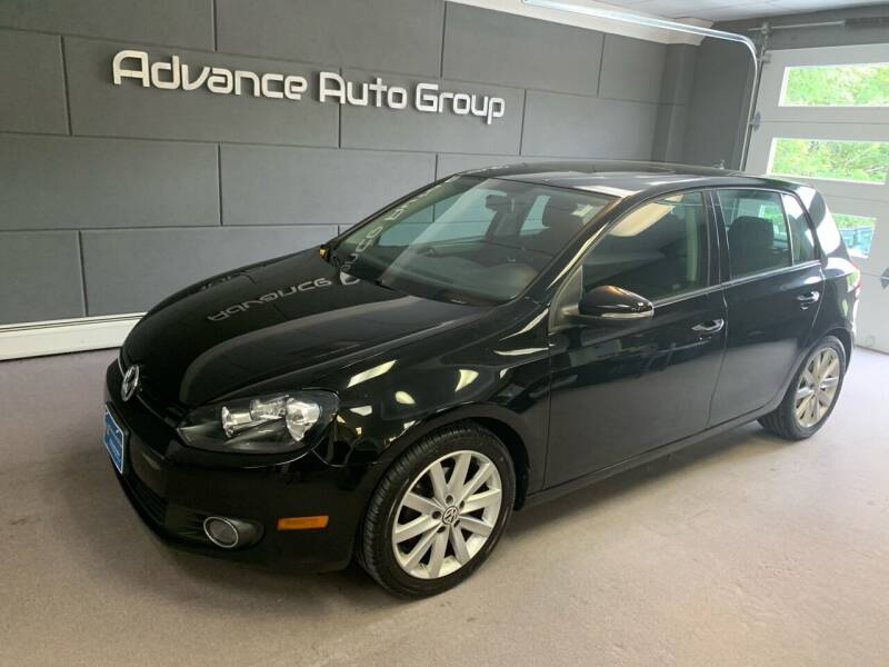 2011 Volkswagen Golf for sale at Advance Auto Group, LLC in Chichester NH