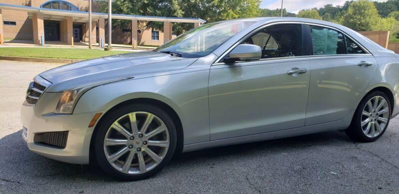 2014 Cadillac ATS for sale at Chris Motors in Decatur GA