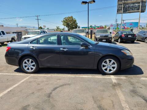 2008 Lexus ES 350 for sale at E and M Auto Sales in Bloomington CA