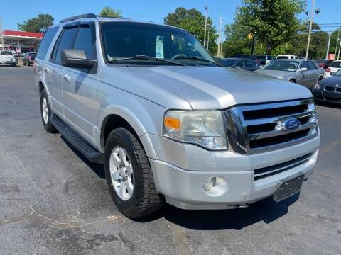 2010 Ford Expedition for sale at JV Motors NC 2 in Raleigh NC