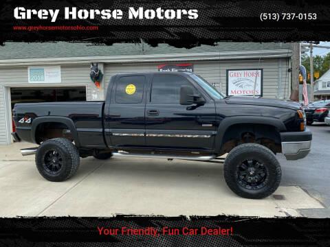 2005 Chevrolet Silverado 2500HD for sale at Grey Horse Motors in Hamilton OH