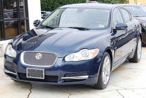 2010 Jaguar XF for sale at Avi Auto Sales Inc in Magnolia NJ