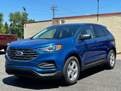 2020 Ford Edge for sale at North Imports LLC in Burnsville MN
