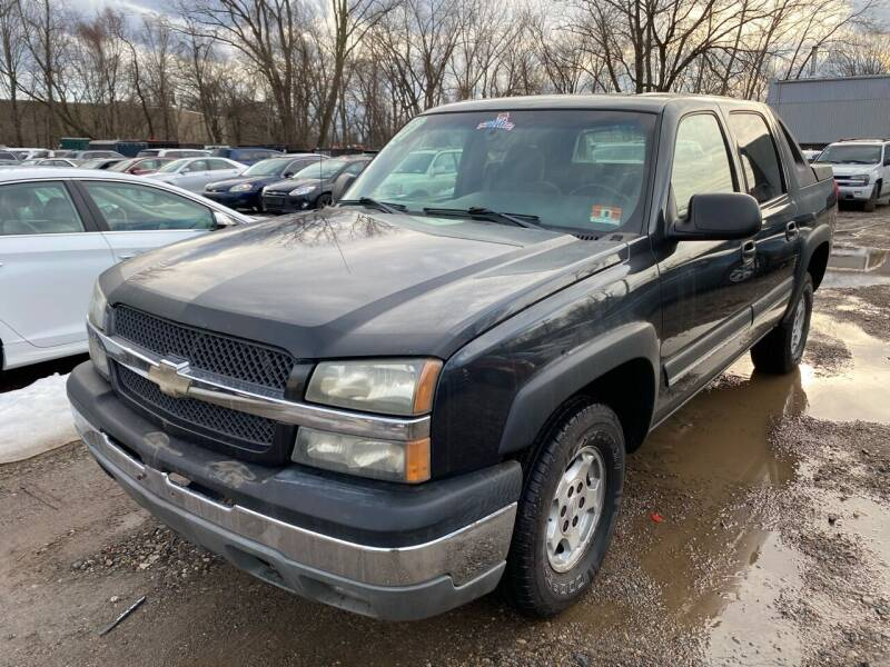 2004 Chevrolet Avalanche for sale at MFT Auction in Lodi NJ