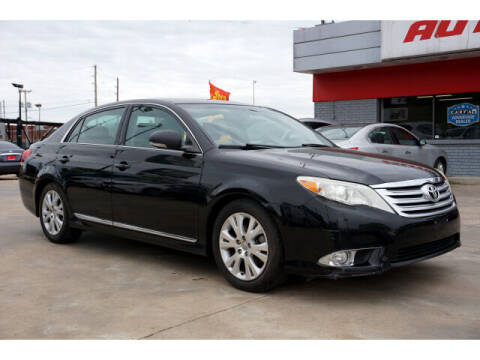 2012 Toyota Avalon for sale at Sand Springs Auto Source in Sand Springs OK
