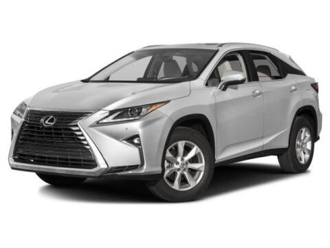 2017 Lexus RX 350 for sale at Terry Lee Hyundai in Noblesville IN