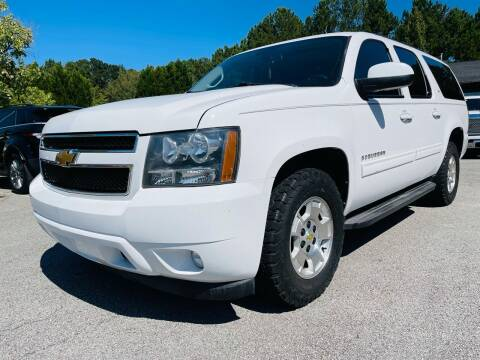 2013 Chevrolet Suburban for sale at Classic Luxury Motors in Buford GA