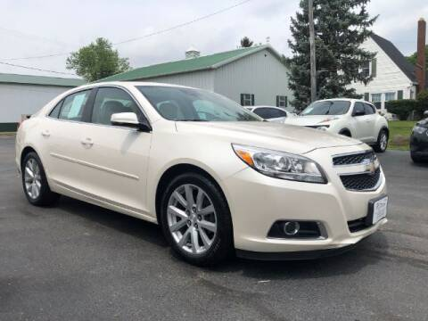 2013 Chevrolet Malibu for sale at Tip Top Auto North in Tipp City OH