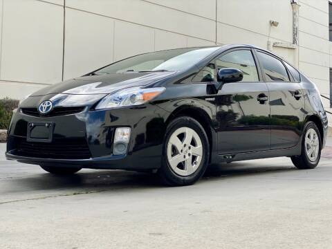 2010 Toyota Prius for sale at New City Auto - Retail Inventory in South El Monte CA