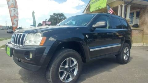 2005 Jeep Grand Cherokee for sale at Everett Automotive Group in Pleasant Grove UT