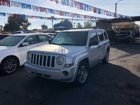 2008 Jeep Patriot for sale at Valley Auto Center in Phoenix AZ
