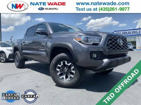 2020 Toyota Tacoma for sale at NATE WADE SUBARU in Salt Lake City UT