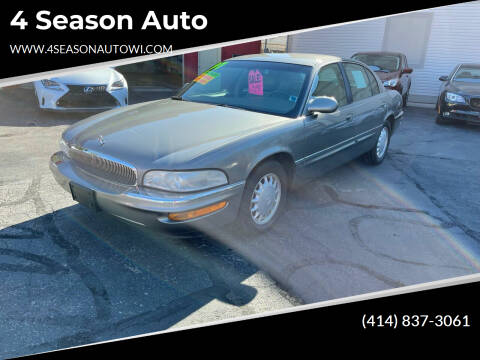 1997 Buick Park Avenue for sale at 4 Season Auto in Milwaukee WI
