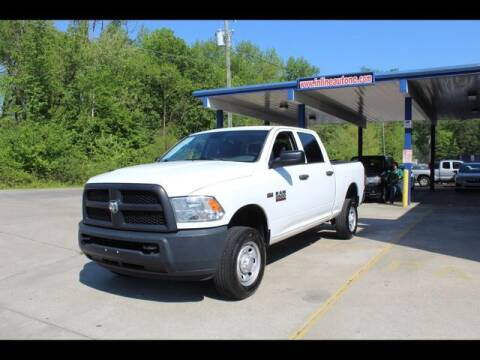 2014 RAM Ram Pickup 2500 for sale at Inline Auto Sales in Fuquay Varina NC