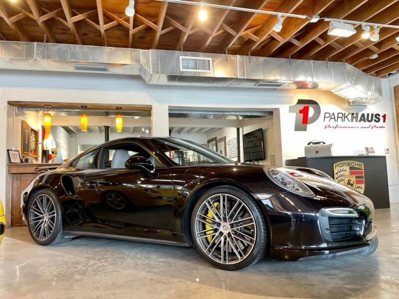 2014 Porsche 911 for sale at PARKHAUS1 in Miami FL