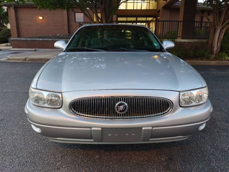 2004 Buick LeSabre for sale at Wheels To Go Auto Sales in Greenville SC