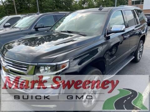 2015 Chevrolet Tahoe for sale at Mark Sweeney Buick GMC in Cincinnati OH