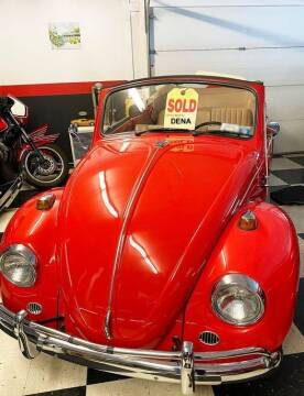 1967 Volkswagen SOLD >Beetle Conv for sale at AB Classics in Malone NY