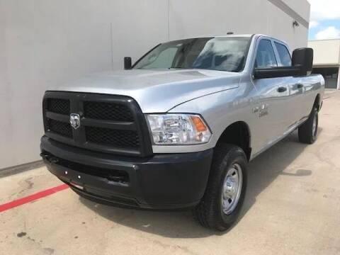 2014 RAM Ram Pickup 2500 for sale at CARS ICON INC in Rosenberg TX