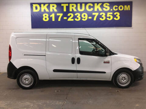 2016 RAM ProMaster City Cargo for sale at DKR Trucks in Arlington TX
