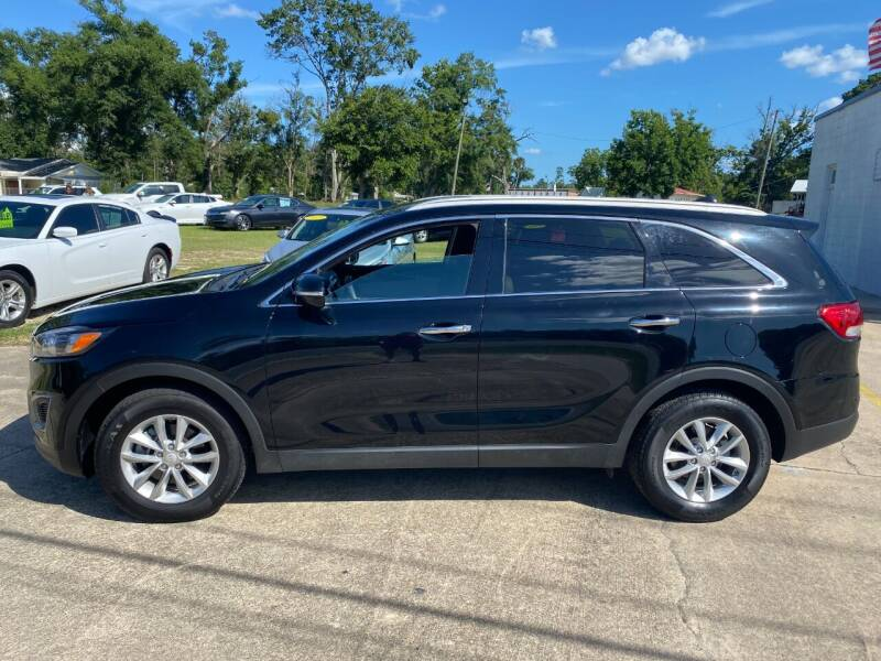 2018 Kia Sorento for sale at A & B Auto Sales of Chipley in Chipley FL