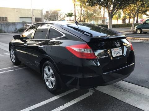 2012 Honda Crosstour for sale at Tri City Auto Sales in Whittier CA