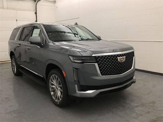 2021 Cadillac Escalade ESV for sale in Waterbury, CT