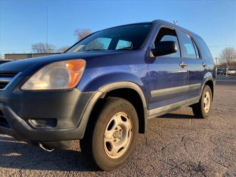 2004 Honda CR-V for sale at AutoCredit SuperStore in Lowell MA